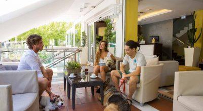 Vacanze pelose a Riccione con il cane Mypethotel.it